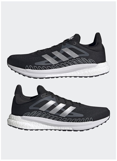 adidas Adidas Fw0990 Solar Glide 3 M Erkek Koşu Ayakkabısı Siyah